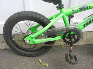 12 inch Tony Hawk Boys Bike