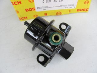 New Bosch 0280160237 Fuel Pressure Regulator FPR