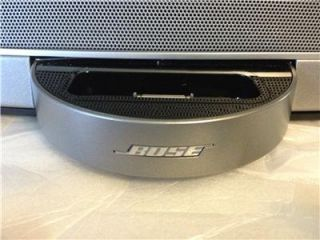 Bose SoundDock Portable 30 Pin iPod iPhone Speaker Dock Black Parts or