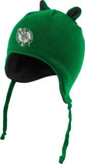 Boston Celtics Kids 47 Brand Green Little Monster Knit Hat
