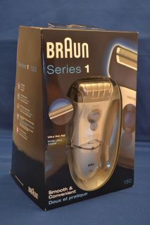 Braun Shaver Series 1 Model 150 Brand New in Box