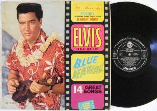 Elvis Presley Blue Hawaii RCA L101174 Australia LP
