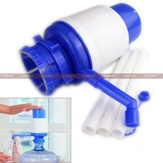 Hot Drinking Hand Press Pump for Bottled Water Dispenser