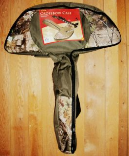 New Camo Cross Bow Case Allen Fitted Padded Fits Bow w Scopes RM Strap