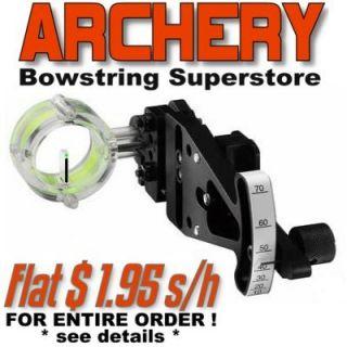 Pro Hunter Fiber Optic Compound Bow Sight Archery Right