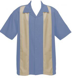 Mens 3XL Charlie Sheen Style XXXL Bowling Shirt Tall S