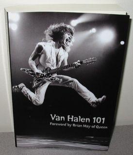 101 NEW UNREAD05 Eddie Van Halen David Lee Roth Sammy Hagar Brian May