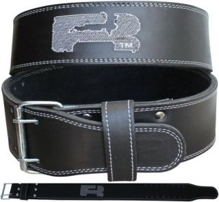 RDX Weight Lifting Leather Belt Back Support Straps Gym Power Training