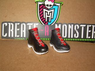 Mattel Monster High Doll Create A Monster Boy Male Doll Gym Shoes