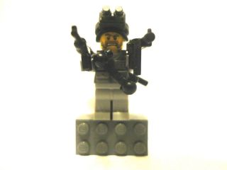 Lego Custom Magnet Military Army Minifigure New