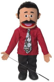 25 Pro Puppets Full Body Dad Puppet Carlos