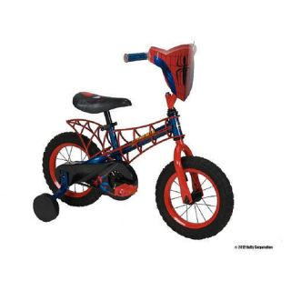 Huffy 12 inch Boys Bike Spider Man