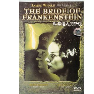 The Bride of Frankenstein James Whale 1935 DVD New