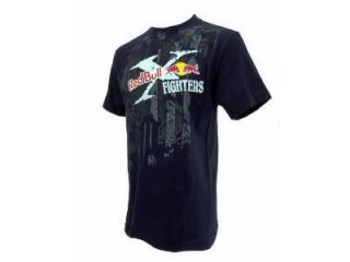 New Red Bull x Fighters Double x Tee Shirt L Fox Racing Monster