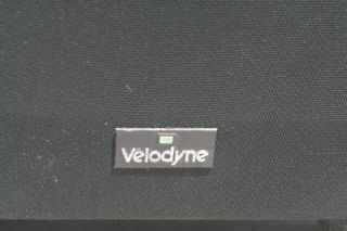 Velodyne VA 810 B Powered Active Subwoofer Works Great NR Los Angeles