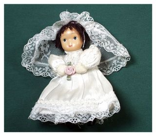 Bridal Doll Springford Braintree Bridal Flower Girl New