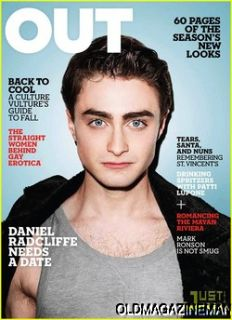 DANIEL RADCLIFFE   OUT MAGAZINE   SEPTEMBER 2010