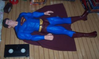 30 Tall Superman Returns Brandon Routh Action Figure Mattel DC Comic