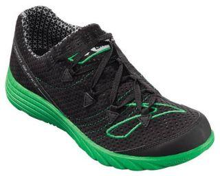 Brooks Green Silence Mens Running Light Weight Running Shoes Size 13