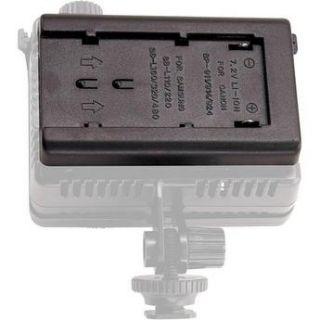 Litepanels Micro DV LED Adaptor Plate for Panasonic 900 5105
