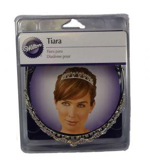 Wilton Wedding Bridal Tiara Diamond Arch Rhinestone 1006 840