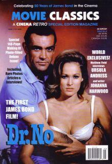 Cinema Retro Special Edition Magazine #4 James Bond   Dr. No