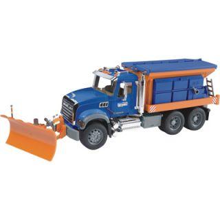 bruder mack granite snowplow truck 1 16 scale 2816 northern tool item