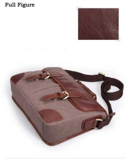 New Casual Fashion Style Mens Briefcases Shoulder Bag