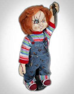 Chucky Tiffany Bride of Chucky Doll Set Offically Licensed Exclusive