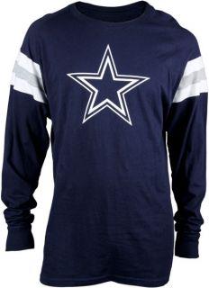 Dallas Cowboys Forward Pass Navy Long Sleeve T Shirt Cowboys Team