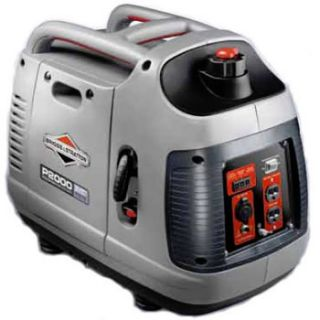 Briggs and Stratton 1 600 Watt PowerSmart Series Inverter Generator
