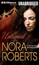 Untamed by Nora Roberts Read by Kate Rudd Unabridged CD Audio Book