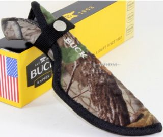 Buck USA Omni Realtree Hardwood Green HD Camo Hunter Hunting Skinning