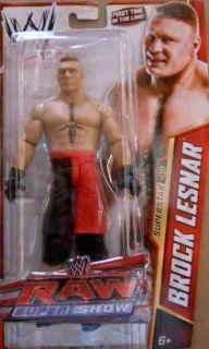 BROCK LESNAR MATTEL BASIC SERIES 25 BRAND NEW IN BOX WWE WRESTLING