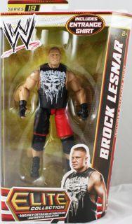 BROCK LESNAR   WWE ELITE 19 MATTEL TOY WRESTLING ACTION FIGURE