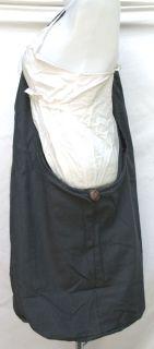 Unisex Yam Thai Cotton Zipper Cross Body Sling Shoulder Bag Hippie