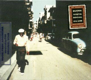 Buena Vista Social Club SEALED CD New Compay Segundo Ry Cooder Ibrahim