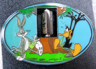 bugs bunny and daffy duck rabbit season imported pin