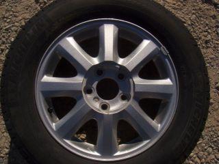 16 2005 to 2008 Buick Allure Lacrosse 8 Spoke Painted Alloy Wheel Rim