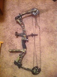 Browning Myst Compound Bow 60 70 27 30