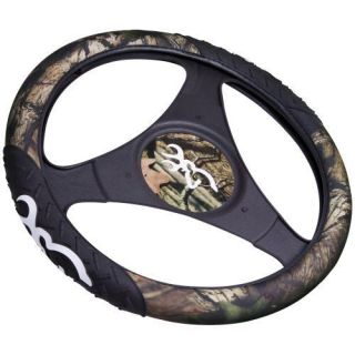 Browning Buckmark Mossy Oak Infinity Steering Wheel Cover