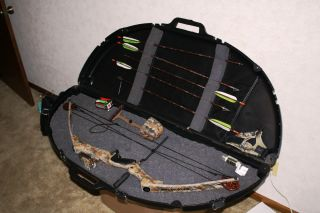Browning Boss Tracker Compound Bow Model 7F527