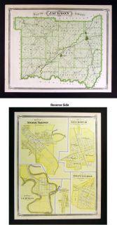 Map Jackson County Seymour Brownstown Rockford Vernon Plans