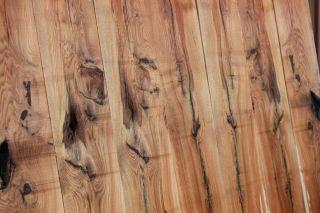 Hardwood wide Black Oak Wood Planks Flooring