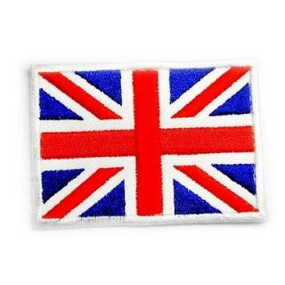 Kingdom Flag 2x3 Sew or Iron On Patch Embroidered Applique Kit