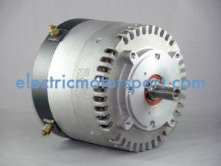 ME0709 Brush Type Permanent Magnet Motor PMDC 24 72V DC Etek R 19HP PK