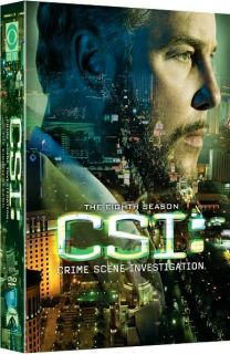 CSI Crime Scene Investigation Las Vegas Season Eight 8