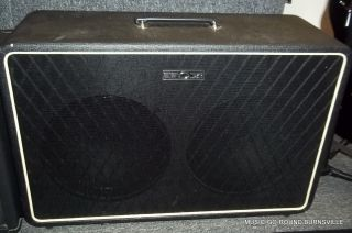 Vox V212NT 60 Watt 2x12 Guitar Speaker Cabinet USED Very Clean