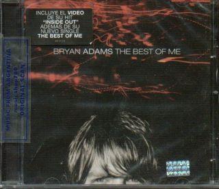 Bryan Adams The Best of Me SEALED CD Greatest Hits Best