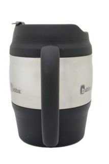 New Bubba 52 oz Insulated Travel Mug Stainless Steel and Classic Black